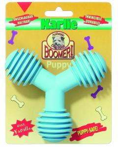 BOOMER Puppy rubber triangle puppy 8cm
