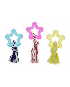good4fun Star with Rope 14cm