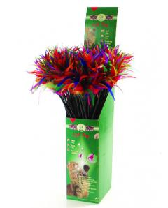 Cat Dangler feather 59CM