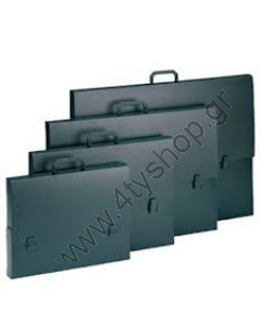 CARRYING PLASTIC CASE 40cm x 53cm x 5cm