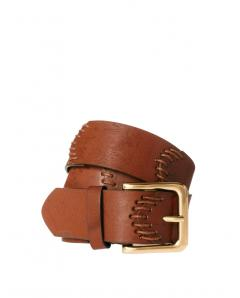 Pieces Eryn Leather Belt-demo
