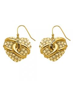 Earrings Guess Goldplated-demo