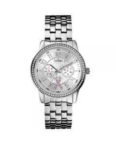 Ρολόι Guess Silver Stainless-demo