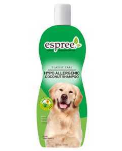 Hypo-Allergenic Coconut Shampoo 591ML