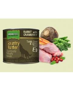 Rabbit with Cranberry 600gr