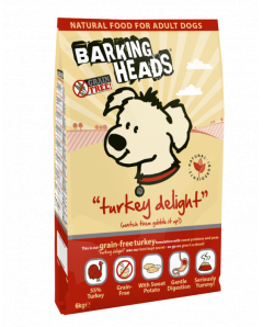 TURKEY DELIGHT GRAIN FREE 12KG