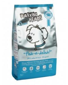 FISH N DELISH GRAIN FREE 2KG