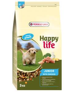 HAPPY LIFE JUNIOR 10KG
