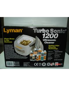 LYMAN TURBO SONIC 1200