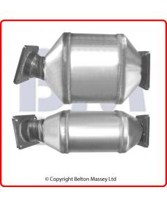 Diesel Particulate Filters - DPF BMW 520D