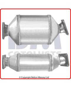 Diesel Particulate Filters - DPF BMW 525D