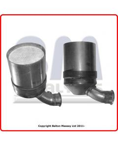 Diesel Particulate Filters - SiC DPF MINI