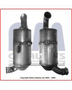 Diesel Particulate Filters - DPF MINI