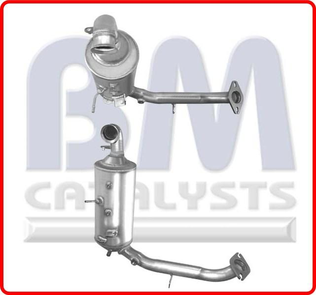 diesel particulate filters - dpf mazda 3 1.6di (y601 engine) 1/04-1/09