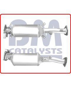 Diesel Particulate Filters - DPF HONDA CR-V 2.2 I-CDTi N22A2 Engine 1 07- Euro 4 DPF only