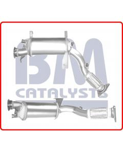 Φίλτρο Μικροσωματιδίων - SiC DPF VW TOUAREG 2.5TDi BPD BPE engines 1 06 - 5 10 Euro 4 DPF only