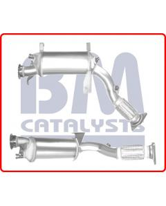 Φίλτρο Μικροσωματιδίων - DPF VW TOUAREG 2.5TDi BPD BPE engines 1 06 - 5 10 Euro 4 DPF only