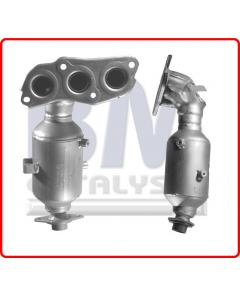 Approved Petrol Cat TOYOTA AYGO 1.0i 12v 1KR-FE engine 6-05 - 4-11 Euro 4 maniverter