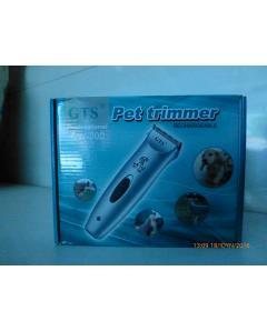 Pet trimmer RECHARGEABLE