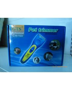 Pet trimmer CW-103