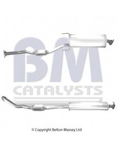 Approved Diesel Cat for TOYOTA RAV4 2.2TD D4-D 2AD-FTV engine 11-05 - 12-08 2nd cat