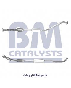 Approved Diesel Cat for TOYOTA COROLLA 2.0TD 1CDFTV engine Euro 3 11-01-5-04 underfloor cat