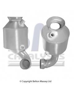 Approved Diesel Particulate Filters - DPF MERCEDES