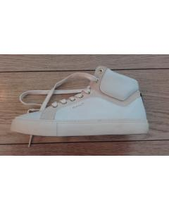 GANT WHITE-BEIGE LEATHER