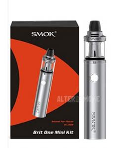 SMOK Brit One Mini Kit Ασημί
