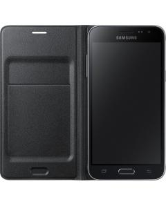 Samsung Flip Wallet Black Galaxy J3 2016