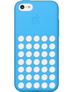 Apple Back Cover Blue iPhone 5C