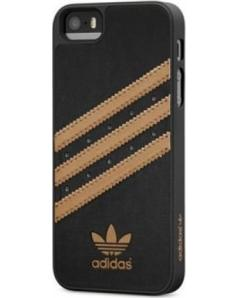 Adidas Moulded BlackGold iPhone 55sSE