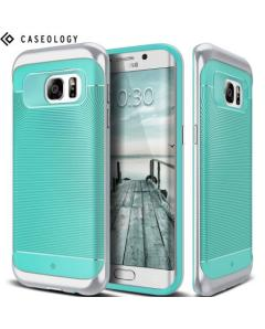 Caseology Wavelength Series Samsung Galaxy S7 Edge Case - Turquoise