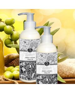 LOTION OLIVE OIL 200 ml.