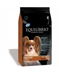 Ξηρά Τροφή Equilibrio 7 Plus Small Breeds 2kg