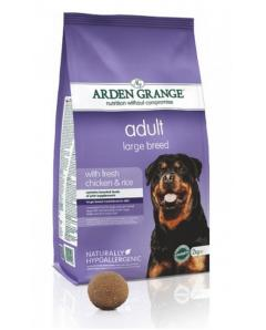 Ξηρά Τροφή Arden Grange Adult Large Breed 12kg