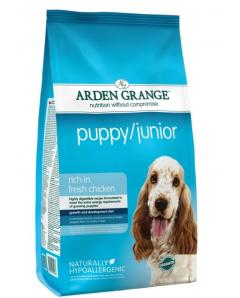 Ξηρά Τροφή Arden Grange Adult Puppy Junior 2kg