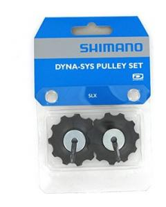 SHIMANO ΓΡΑΝΑΖΑΚΙΑ ΟΠΙΣΘΙΟΥ ΣΑΣΜΑΝ DYNA-SYS PULLEY SET SLX