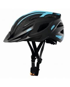 KTM Factory Line Mountain Bike Helmet Black Blue