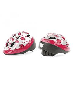 POLISPORT KID Lady Bird White - Pink Κράνος