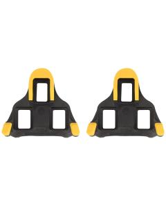 SHIMANO SM-SH 11 SPD SL Floating Road Cleats Yellow Σχαράκια