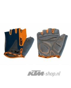 FACTORY YOUTH GLOVES SHORT BLACKORANGE