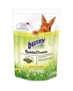 Τροφή Bunny Dream Basic 750gr