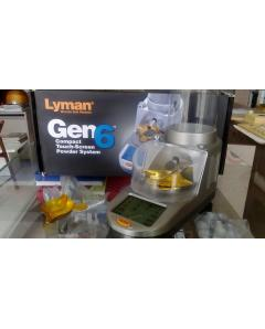 COMPACT DIGITAL POWDER SYSTEM 6 GEN.