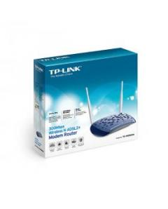 TP-LINK TD-W8960N 4-PORT 300Mbps Wireless N ADSL2 Modem Router