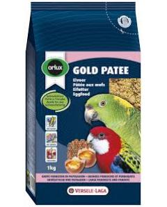 GOLD PATEE LARGE PARAKEETS 250GR