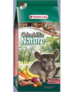 CHINCHILA NATURE 750GR