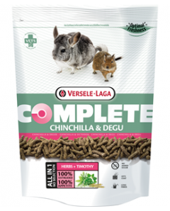 COMPLETE CHINCHILLA  DEGU 500GR