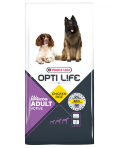OPTI LIFE ACTIVE ALL BREED 12.5KG