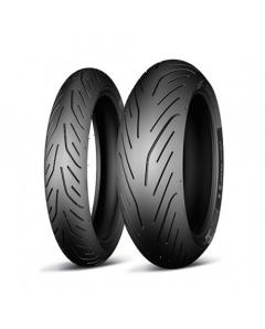 PILOT POWER 3 MICHELIN 120.70-17 180.55-17